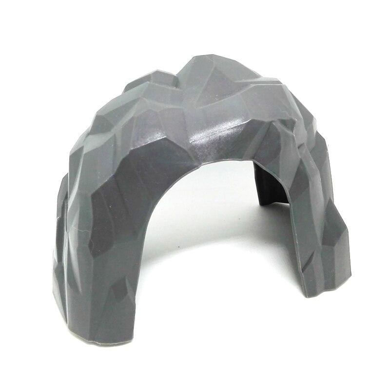 P007 Пластик пещера путь сцены игры Томас необходимых аксессуаров детей окружающей развивающие игрушки