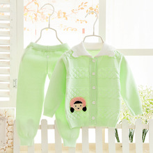 Baby Girls Clothes Warm cotton Baby's Sets W170-W176