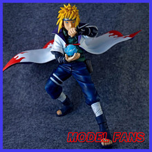 MODEL FANS IN STOCK ex toy 22cm NARUTO Namikaze Minato GK resin made for Collection Handicrafts