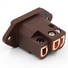 Viborg VI 06CC Audio Grade Pure Red Copper IEC AC Inlet IEC socket  plugs jack