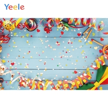 Yeele Christmas & New Year Family Party Customized Photography Backdrops Personalized Photographic Backgrounds For Photo Studio