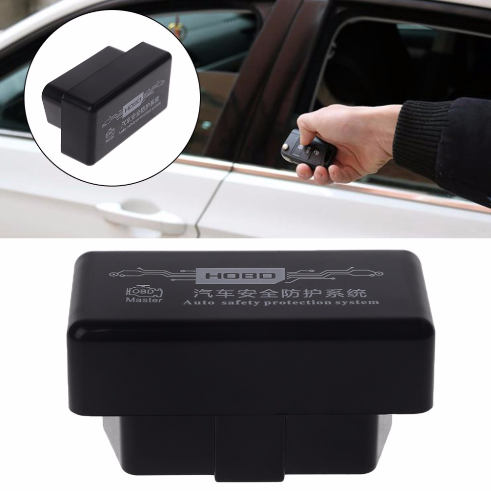 Buick Electric Car: Car OBD Window Glass Roll Up Closer Controller For