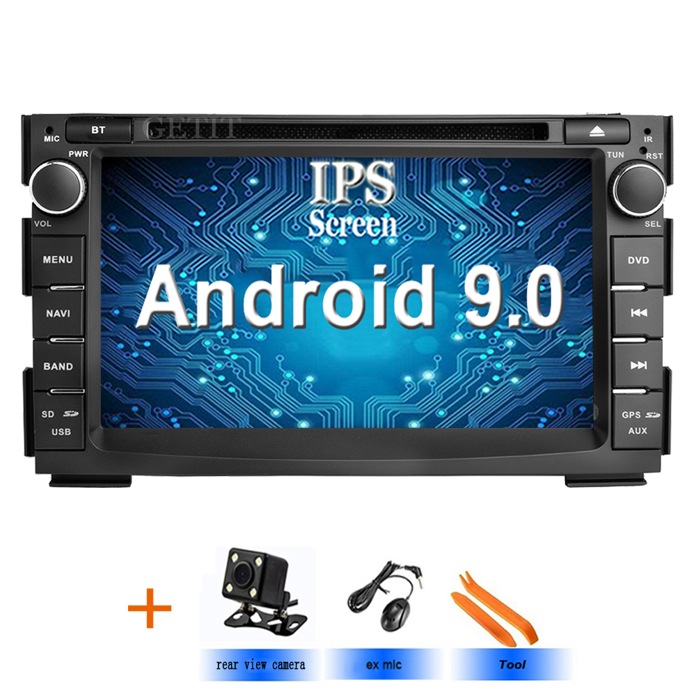 IPS screen Android 9 0 Car DVD Player GPS for Kia Ceed 2009 2010 2011 2012