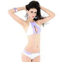 Hot Sale Strappy Bikini 2018 Bandage Bikini Sets Push Up Bra Bathing Suit Brazilian Biquini Hollow