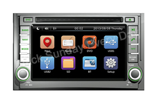 Wholesale! 2Din Car dvd player radio Fit Hyundai H1,Grand Starex,Grand Starex Royale,i800,Starex 2007to 2012 3G GPS BT FM RDS