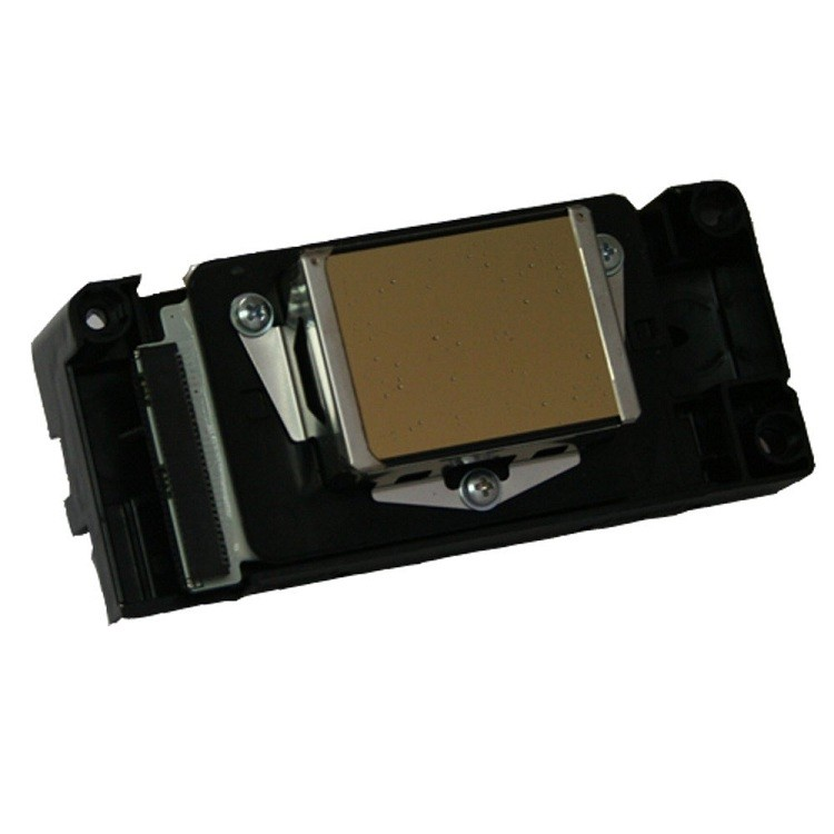 New Genuine Disassembled F187000 Unlocked Printhead DX5 Gold Face <font><b>Print</b></font> <font><b>Head</b></font> For <font><b>Epson</b></font> Stylus Pro 4880 <font><b>7880</b></font> 9800 9880 Printer image