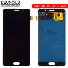 100% Test LCD for Samsung Galaxy A5 2016 A510F A510M A510FD