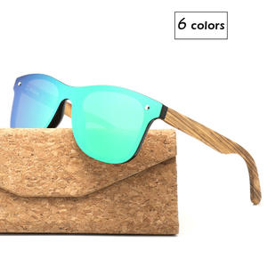 better for wood Sunglasses Mirrored polarized
