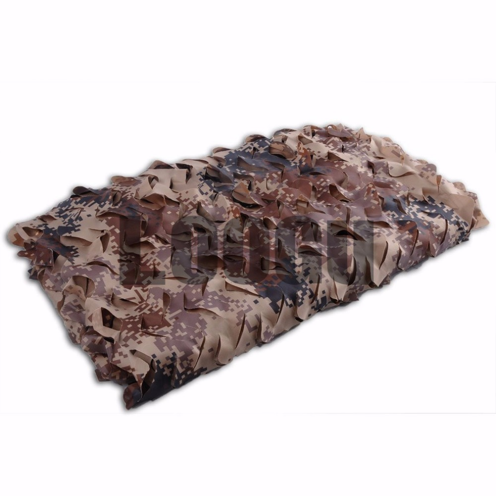 4M*5M Military Camouflage Net Desert Camo Netting Camo Cover Sun Shlter Shade Sails Net Decoration Photograph Background4M*5M Military Camouflage Net Desert Camo Netting Camo Cover Sun Shlter Shade Sails Net Decoration Photograph Background