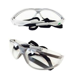 Image 4 - 3M 11394 Veiligheid Glazen Goggles Anti Fog Antisand Winddicht Anti Dust Slip Transparant Glazen Beschermende Werken Eyewear
