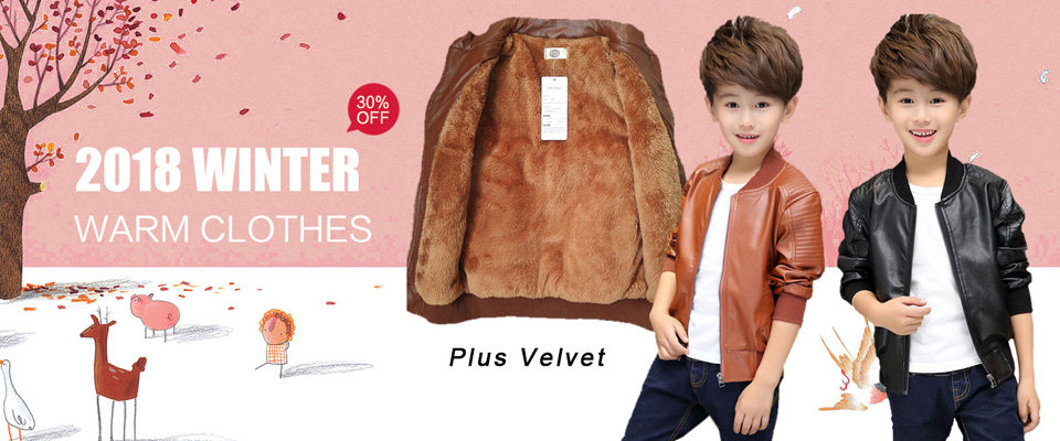 56ec0b53e weiqinniya Boys Down Parka Jackets Winter Jacket For Boy Children ...