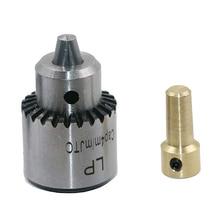 4 Pcs Dropship 0.3-4mm Drill Chuck Mini Electric Adapter Conversion Tool Kit