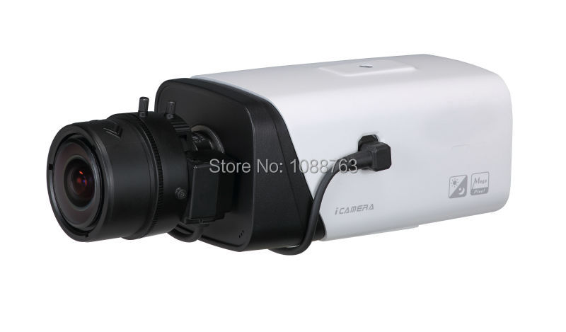 DAHUA CCTV Camera 12MP Ultra FULL HD Network Box Camera with Audio and Alarm Without Logo