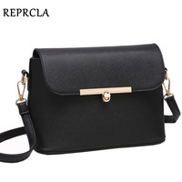 REPRCLA Brand Designer Shoulder Bags Fashion Women Messenger Bags Cossbody High Quality Handbag PU Leather Ladies