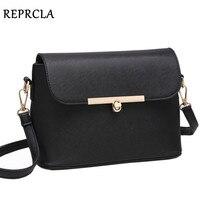 REPRCLA Brand Designer Shoulder Bags Fashion Women Messenger Bags Cossbody High Quality Handbag PU Leather Ladies