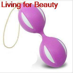 Vaginal  Duotone  Ball Weighted Female Kegel Vaginal Tight Exercise Machine