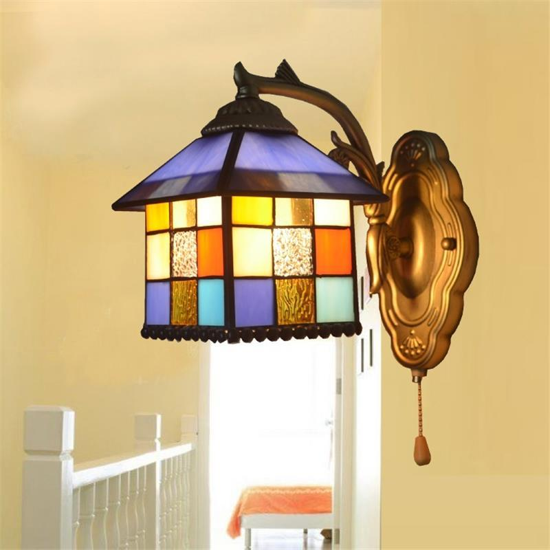 Lampe Industrial Decor Vanity Deco Lampen Modern For Home Bedroom Light Aplique Luz Pared Applique Murale Luminaire Wall Lamp