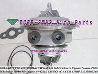 Turbo cartridge CHRA K03 53039700248 53039700162 Turbocharger For VW Golf GT Polo 5 Scirocco Tiguan Touran BWK BMY BLG 1.4L TSI