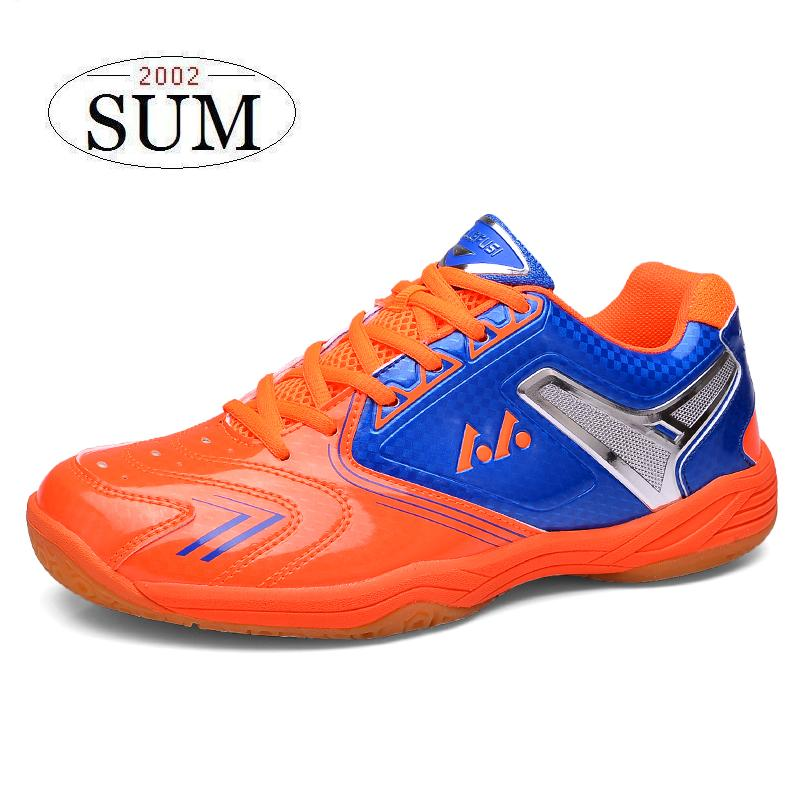 ФОТО SUM 2016 new sneakers brand badminton shoes woman men light weight good athletics shoes sport for lover,EUR 36-45