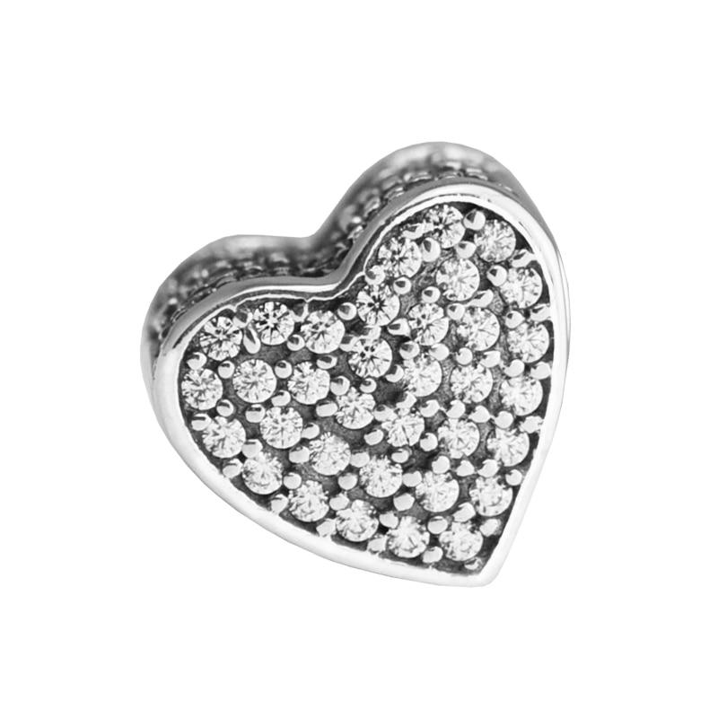 Passt Pandora Essenz Armband Perlen für Schmuck Machen Liebe Essenz Charme Silber 925 Schmuck DIY Charms Armband Schmuck FE063