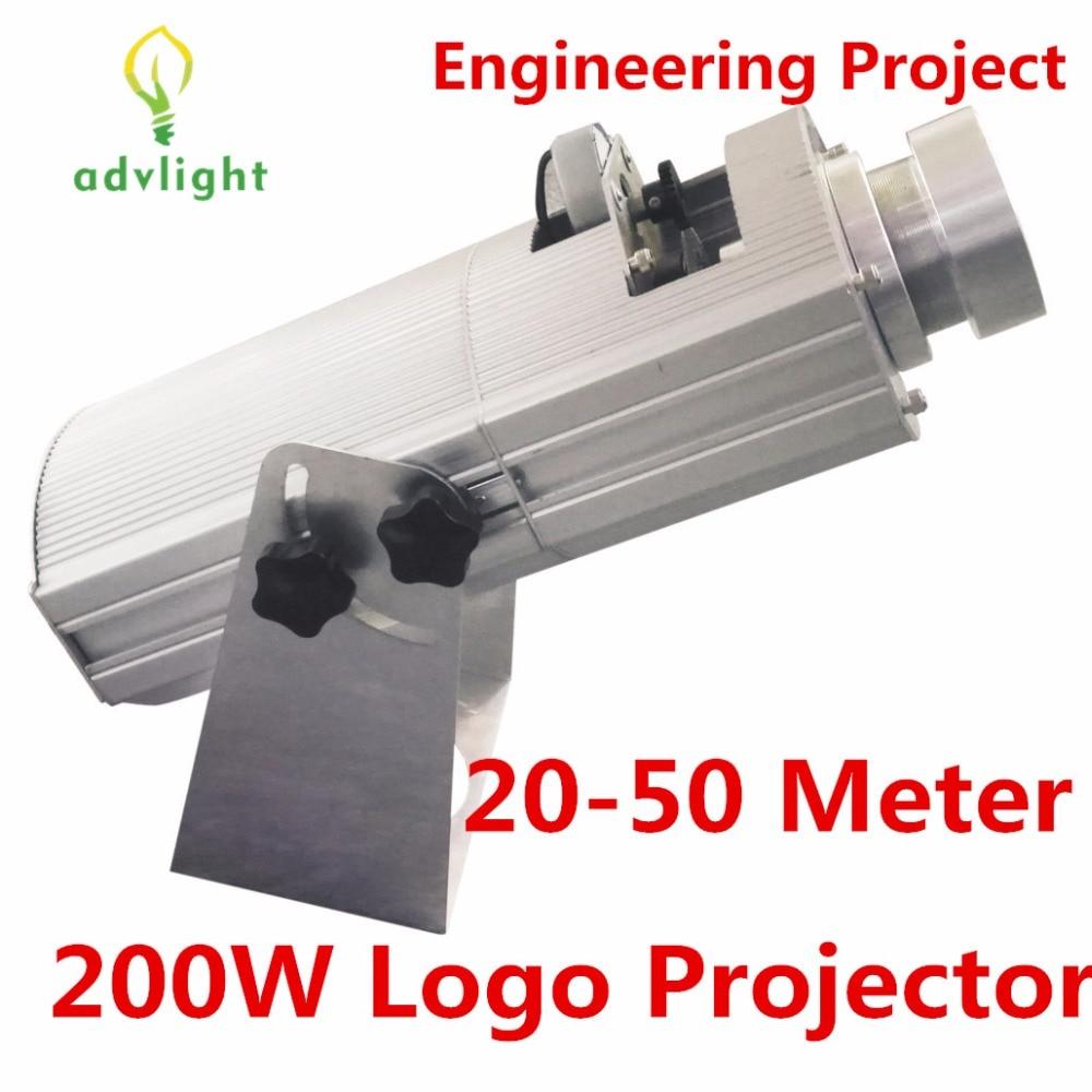 20 Meters High : Logo projector laser light meter high resolution