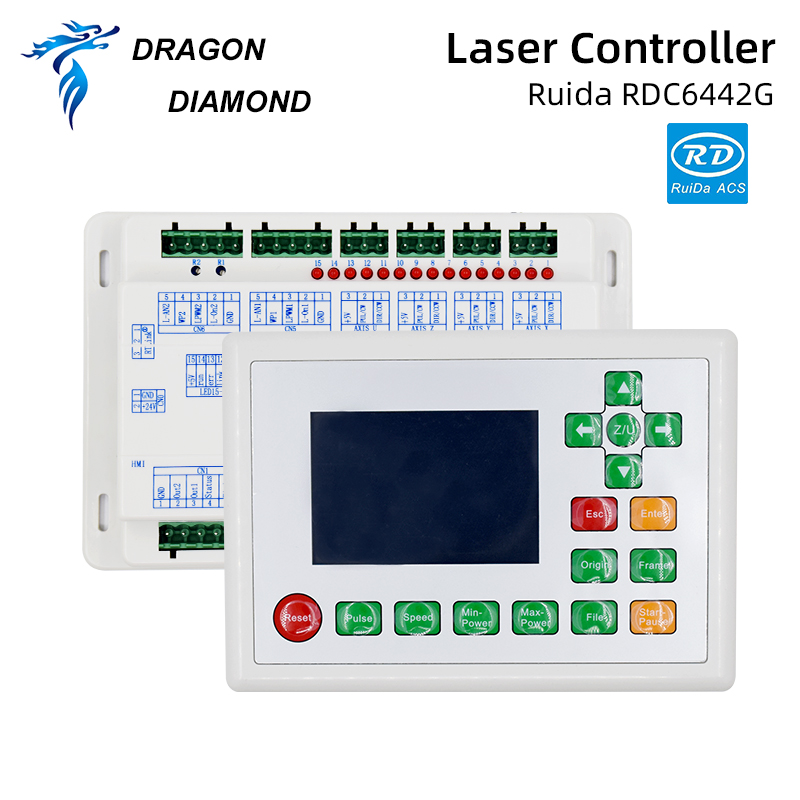Original Ruida RDC6442G Co2 Laser DSP Controller for Laser Engraving and Cutting Machine 6442G