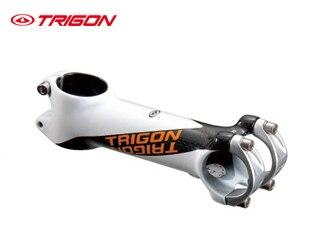 Trigon HSA01 ultra light carbon stem bike bicycle stem with titanium bolts 31.8mm*90mm white