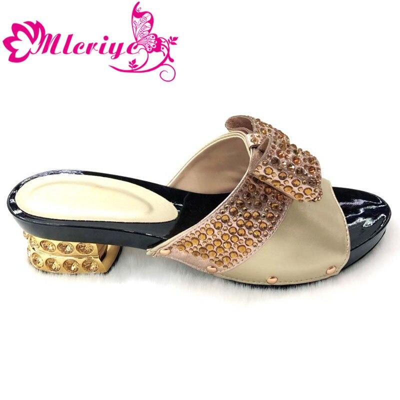 bc5050da Zapatos amarillo azul 3 Diamantes Abierta CmMujeres Bombas Mujer Zapato  Para Punta De Italiano Imitación Tacones rojo ...
