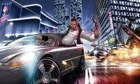 Nieuwe product posters op de muur gta 6 HD topografische kaart Grand Theft Auto VI Strategische 60 cm x 100 cm schilderijen