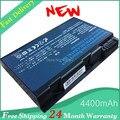 5200 mah bateria para acer aspire 3100 3690 5100 5110 5610 5630 5610z 5612 5650 5680 9110 9120 batbl50l6 frete grátis