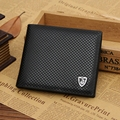 New PU leather wallet men wallets luxury brand clutch wallet Brown money clip men's leather wallet male purse cuzdan