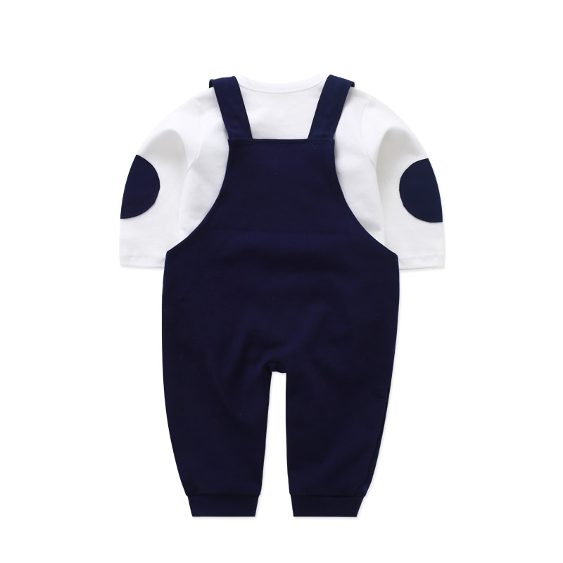 3f5da88e14da Spring Suspender Pants Baby Overalls For Newborns Infant Baby Boys Set  Clothes Baby Girls Outfits Boy Suit Outfit Clothing Sets