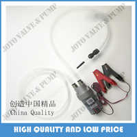 The Whole Set DIY Mini DC Oil Pump 12V Oil Transfer Oil Pump