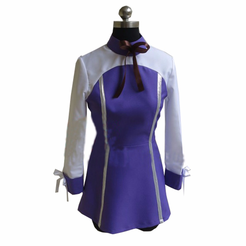 2017 New 2016 Fairy Tail Wendy Marvell Cosplay Costume