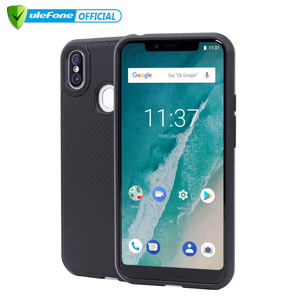Original Ulefone X Smartphone 100% High Quality Original New Black Flip Leather Silicon Cover Case For Ulefone cellphone smartphone