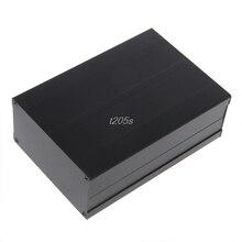 Caja de aluminio DIY de 150x105x55mm caja de instrumentos de PCB de proyecto electrónico T16 Envío Directo