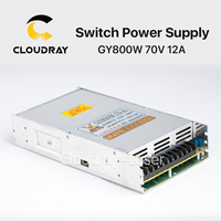 Guanyang Switch Power Supply 70V 12A 800W For 86 Stepper Motor Driver CNC Laser Engraving Cutting