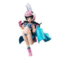 Dragon Ball Chichi childhood version cartoon bikini cute figure anime peripheral figurine with box 15cm collection gift Y7457