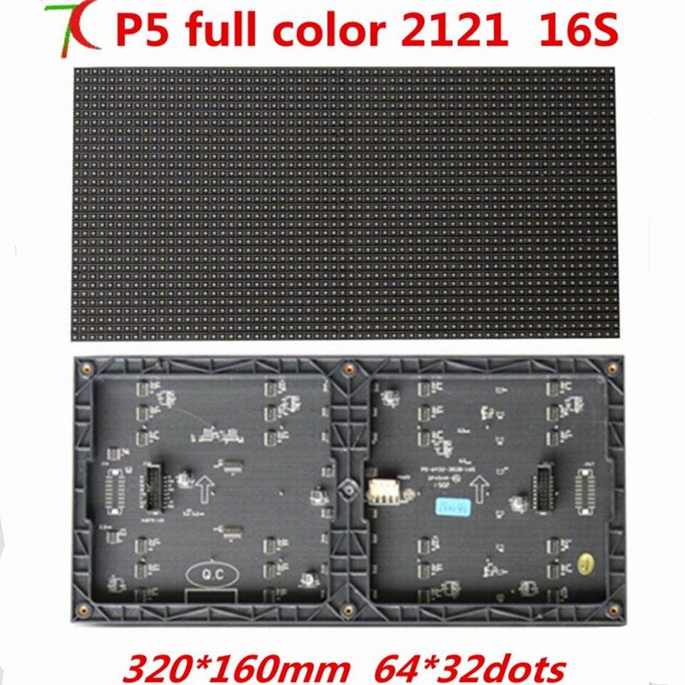 ̿̿̿(•̪ )Ventas directas de la fábrica P5 interior 1/16 escanear SMD ...