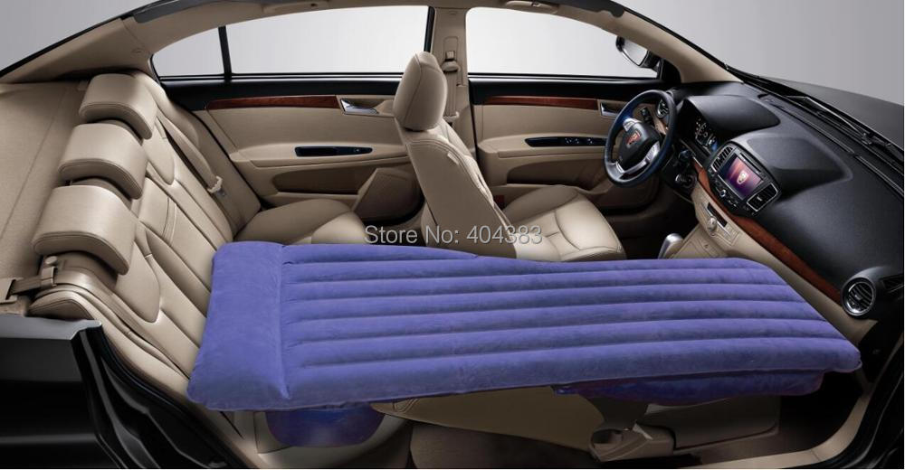 Single and Double Car Travel front Back Seat Cover Mattress Inflatable Bed for Land Rover Discovery 3/4 2 Sport Range Rover