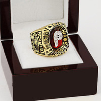 Solid 1980 PHILADELPHIA PHILLIES MLB World Series Championship Ring Size 10 13 With High Quality Wooden