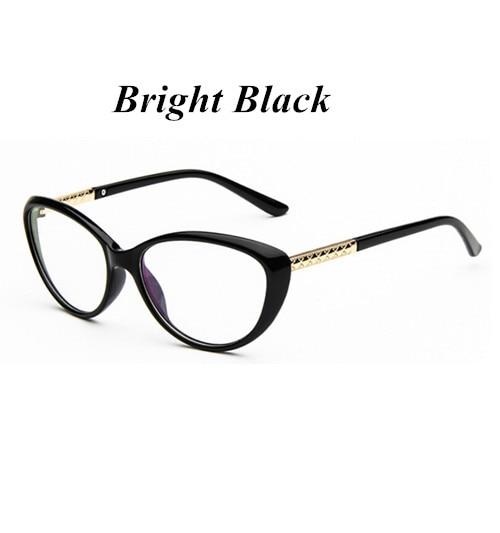 f055324b7b6 Dropwow KOTTDO Retro Cat Eye Glasses Frame Optical Glasses ...