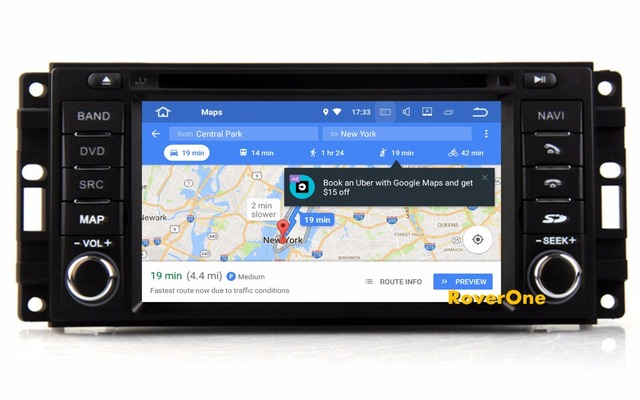Roverone S200 Android 8 0 Car Multimedia Player For Dodge Caravan