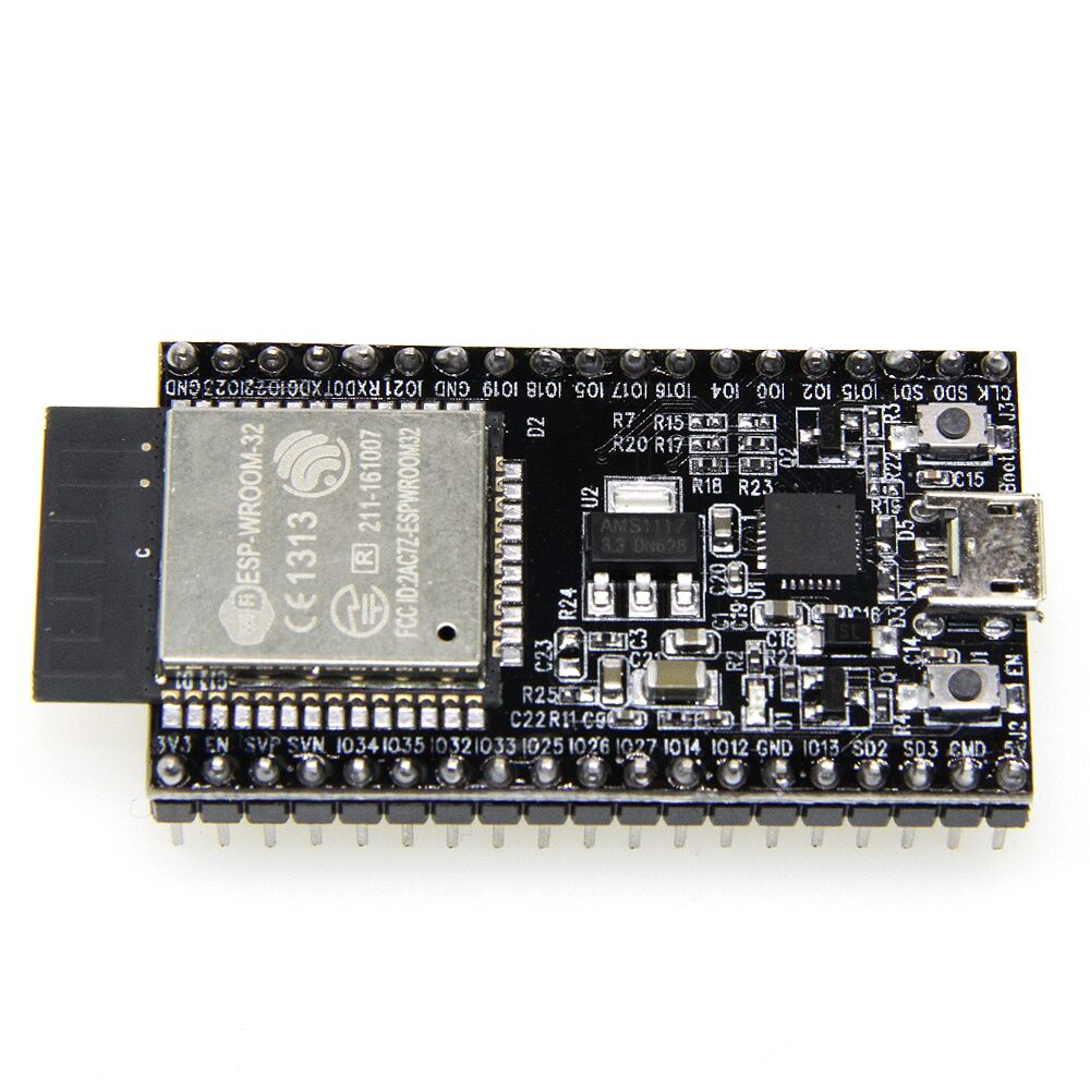 ESP32 Development Board WiFi+Bluetooth Ultra-Low Power Consumption Dual Core ESP-32S ESP32 ESP8266
