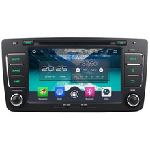 Octa Core 4GB RAM 32GB ROM Android 6.0.1 Car Radio 2Din Audio Stereo Multimedia DVD Player For Volkswagen Octavia 2005-2017