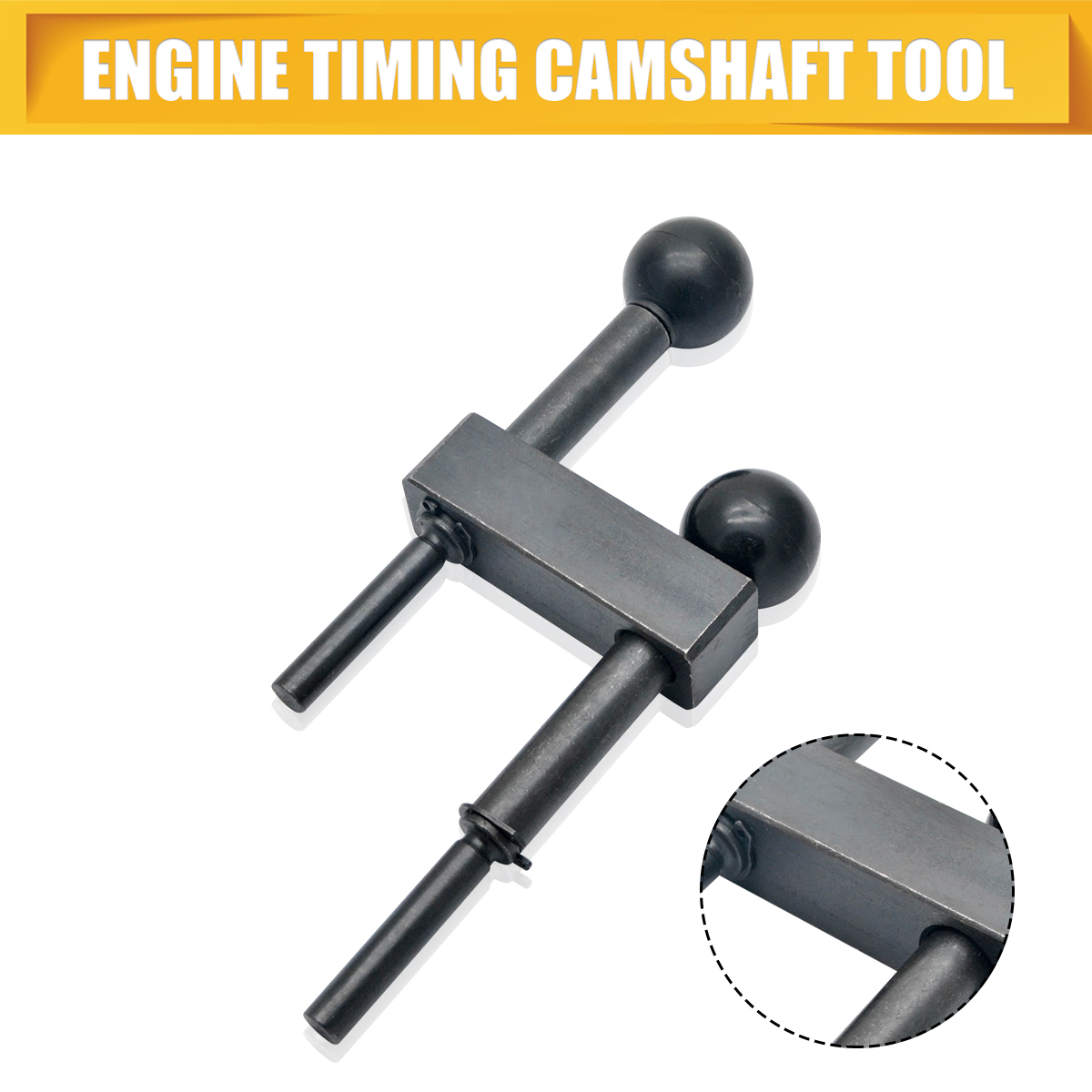 Car Engine Timing Belt Camshaft Lock tool Repair Tool For Volkswagen Polo Golf Lupo 1.4 1.6 16V Twin CamCar Engine Timing Belt Camshaft Lock tool Repair Tool For Volkswagen Polo Golf Lupo 1.4 1.6 16V Twin Cam