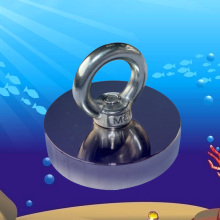 Super Strong Magnet Salvage Pot Fishing Hook Magnets Deep Sea holder pot Magnets Imanes Strongest Permanent Powerful Magnetic