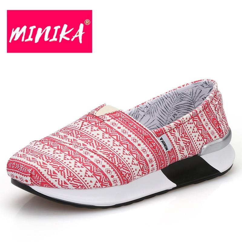 MINIKA - รองเท้าผู้หญิง