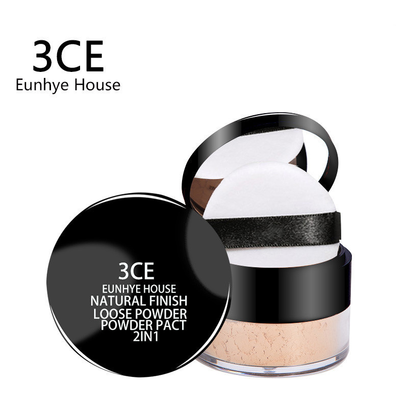 Hot selling 3CE cosmetic powder oil control Concealer free shipping