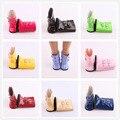 9 различных стилей сапоги подходит для 18 дюймов American girl кукла милый Американская девушка девушка аксессуары обувь